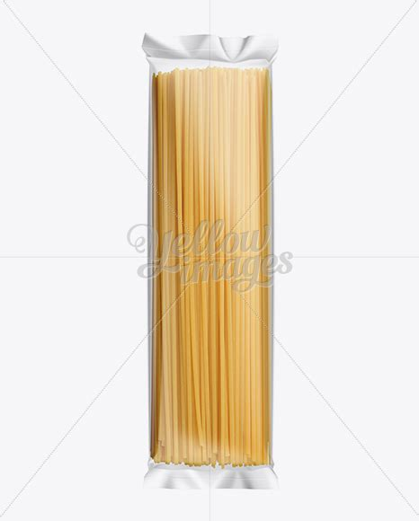 Choose from the many styles and designs available on placeit! Clear Plastic Spaghetti Packaging Mockup in Packaging ...