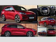 Ford Kuga 2020 pictures, information & specs