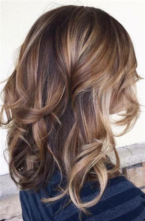 Balayage blond ou caramel pour vos cheveux chu00e2tains - Archzine.fr