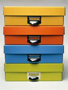 set up a household filing system hgtv With paperwork organizer box