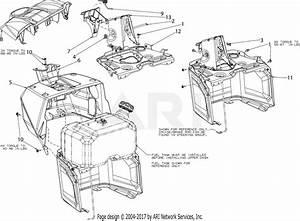 Mtd Cyt4220 13a8a1ks897  2016  Parts Diagram For Dash