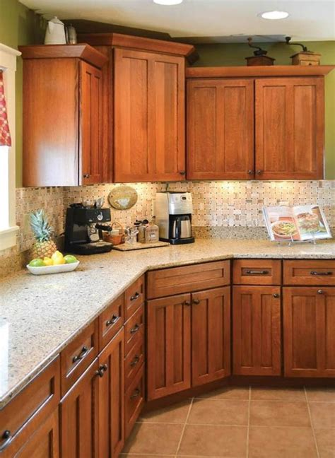 kitchen wall colors  oak cabinets    kitchen