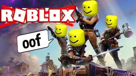 fortnite   roblox youtube