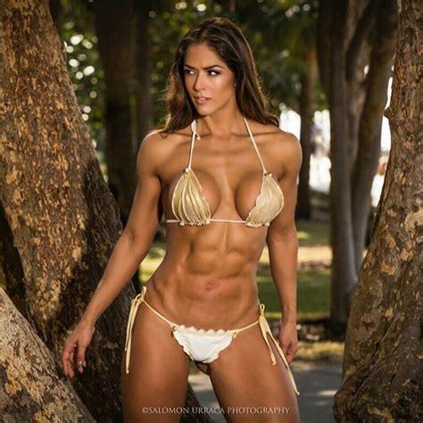 fitness bikini hot follow me at the fitness girlztatiana ussa girardi