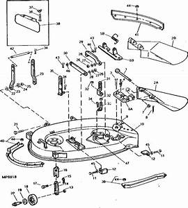 33 John Deere 111 Parts Diagram
