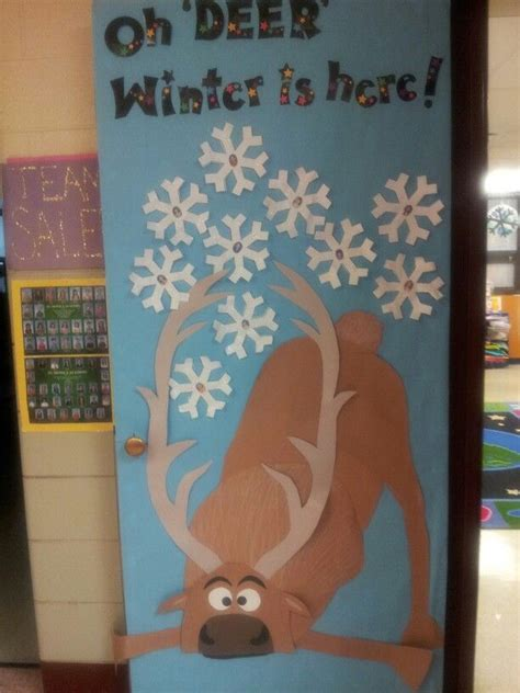 Winter Classroom Door Decorating Ideas by The World S Catalog Of Ideas