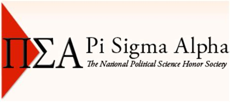 pi sigma alpha university  arkansas