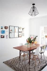 Tapis De Salle A Manger : 15 inspirations qui vous donneront envie de craquer pour un tapis vintage meubles vintage ~ Preciouscoupons.com Idées de Décoration