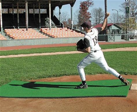 promound pitching mound turf mat