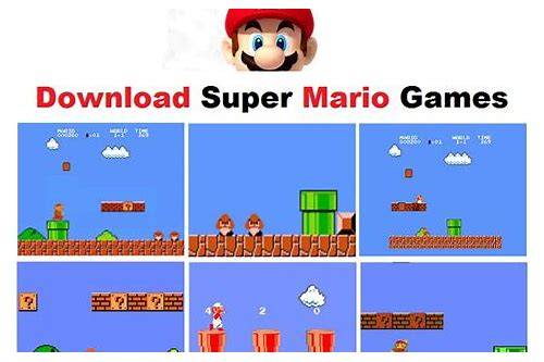 download games ti-84-plus super mario