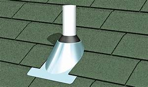 How To Repair A Leaky Roof Vent Pipe Flashing