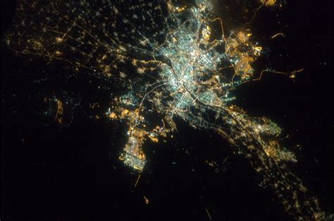 space  images   cairo  night