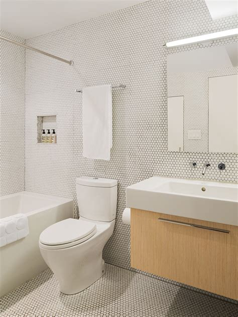 matching kitchen floor and wall tiles bright kohler kitchen faucet in bathroom midcentury with matching floor and wall tile next to