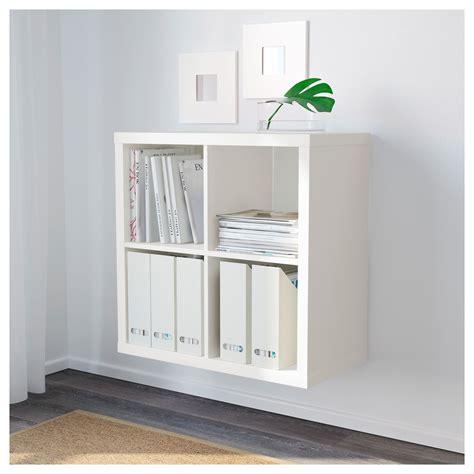 Kallax Ikea by Ikea Kallax 4 Cube Storage Bookcase Square Shelving Unit