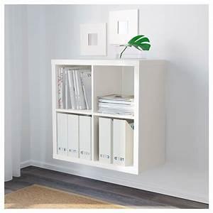Cube Mural Ikea : ikea kallax 4 cube storage bookcase square shelving unit various colours ~ Teatrodelosmanantiales.com Idées de Décoration