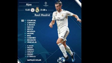 Real Madrid Hoy / Champions League Real Madrid Inter ...
