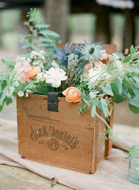 rustic vintage wedding centerpieces ideas