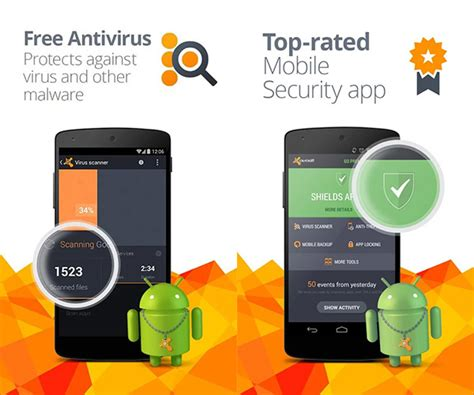 avast for android 10 best security antivirus apps for android iphone