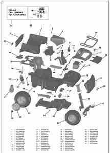 John Deere Buck Ext Igor0013 Parts