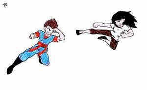 Dragonball Evolution - Goku vs. Chi-Chi by MaruanKaled on ...