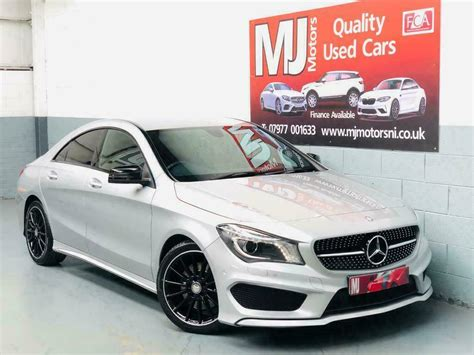 How does it stack up? 2014 MERCEDES CLA 220 CDI AMG SPORT AUTO | in Dunmurry, Belfast | Gumtree