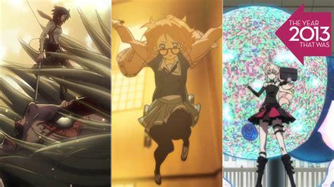 the five best anime of 2013 kotaku australia