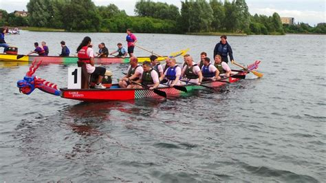 Dragon Boat Racing by Dragon Boat Racing Rotary Club Of Doncaster St Georges