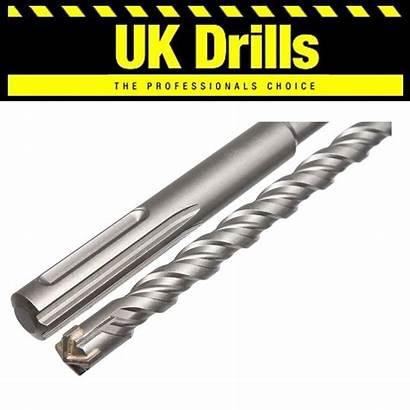 Drill Sds Bits Bit Concrete Masonry Shank