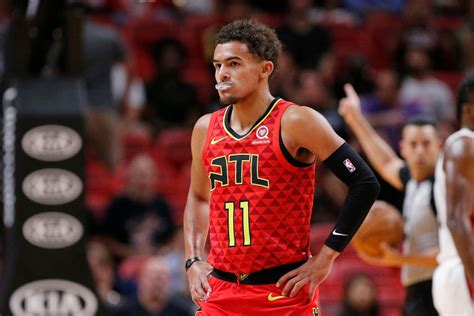 Trae young was born on september 19, 1998 in lubbock, texas, usa. Trae Young To Return From Ankle Injury | SLAM