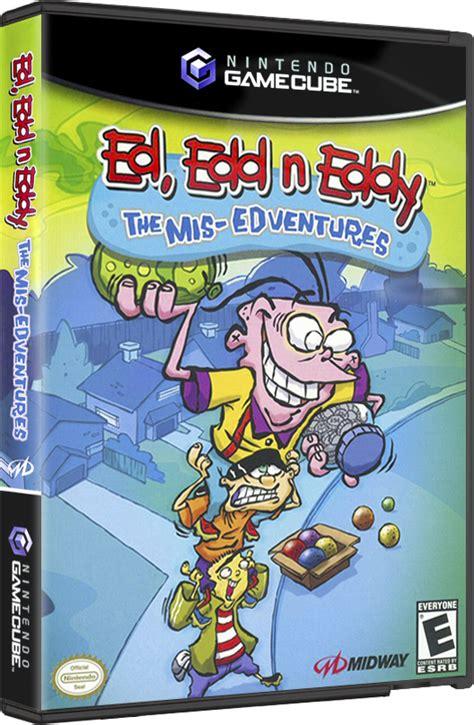 ed edd  eddy  mis edventures details launchbox