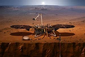 Why NASA is launching a spacecraft to Mars to feel the ...