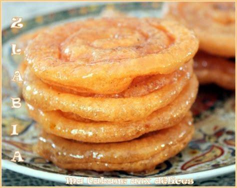 zlabia patisserie orientale du ramadan recettes