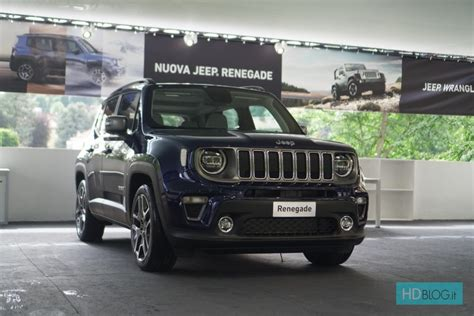 2019 Jeep Renegade  In 10 Live Images