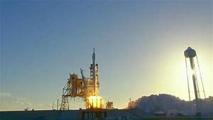 SpaceX launches satellite from Kennedy Space Center ...