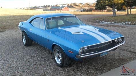 70 Dodge Challenger R/t 440*****true Muscle Car