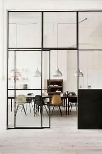 Porte Coulissante Verriere : porte coulissante sur mesure c t maison ~ Carolinahurricanesstore.com Idées de Décoration