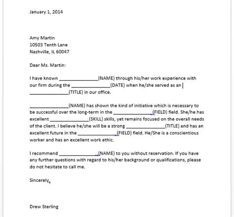 proof  appointment letter smart letters