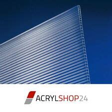 doppelstegplatten 6 mm 6mm doppelstegplatten g 252 nstig kaufen ebay