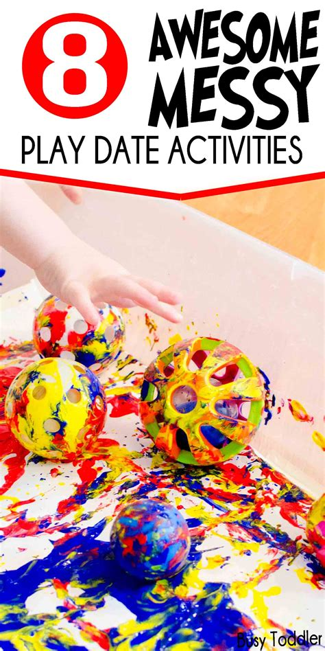 8 play date activities busy toddler 214 | MESSYFUNPIN