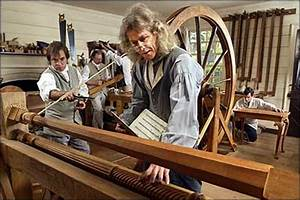 Cabinetmakers Preserve Colonial Craftsmanship : The