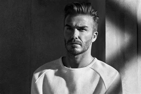 hm modern essentials  david beckham autumn