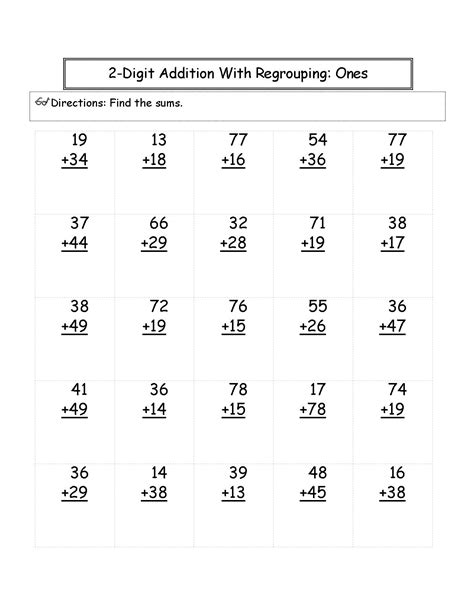 2nd grade math worksheets best coloring pages for