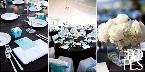 Tiffany Blue And Silver Party Decor For Graduation