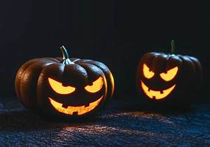 Une Citrouille Pour Halloween : comment faire une citrouille qui fait peur pour halloween ~ Carolinahurricanesstore.com Idées de Décoration