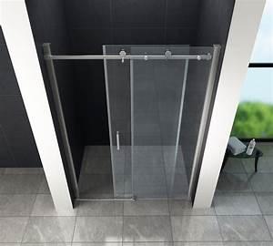 Duschtrennwand Bodengleiche Dusche : 8 mm nischen schiebet r mora 125 x 195 cm glasdeals ~ Sanjose-hotels-ca.com Haus und Dekorationen