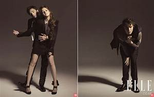 LeighEd Elle photoshoot - Ed & Leighton Photo (7873895 ...
