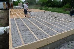 maison bois sur plots 1 deck framing pourquoi pas une With maison bois sur plots 1 fondation et dalle pour une nouvelle construction