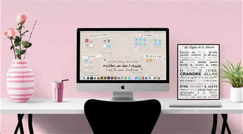 ecran ordinateur bureau s 39 organiser jusqu 39 au bureau de notre ordinateur