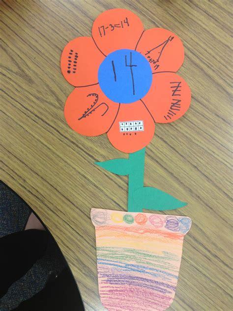 april showers bring math flowers  hs student