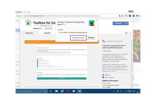 extensão apk baixar para o navegador google chrome